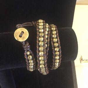 Premier Designs It's a Wrap bracelet